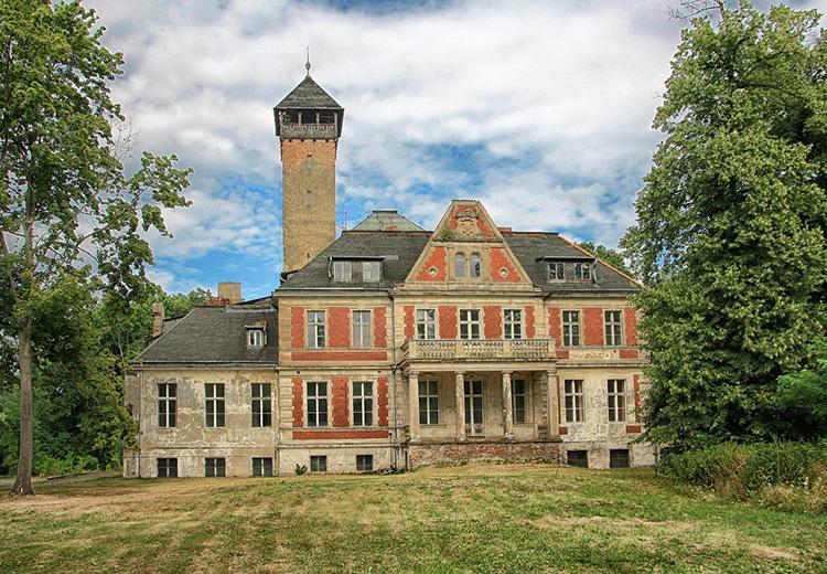 Schloss Schulzendorf in Brandenburg