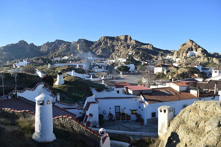 Guadix, Spanien