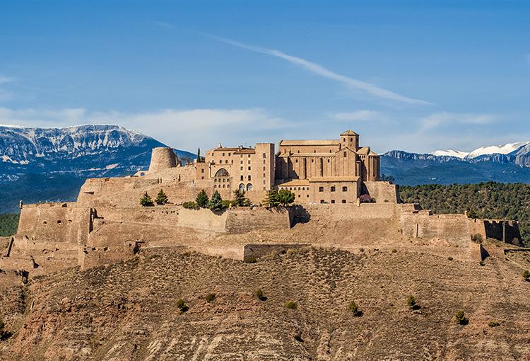 Burg von Cardona, Katalonien