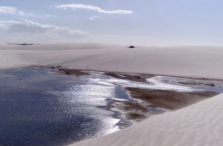 """""""Infinity War""""-Drehort Lençois Maranhenses National Park, Brasilien"""