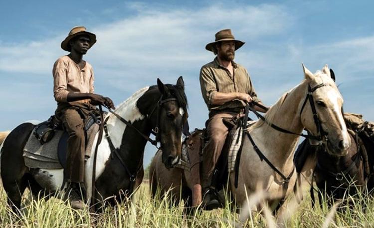 "Szene aus ""High Ground"" im Kakadu National Park, Northern Territory, Australien"