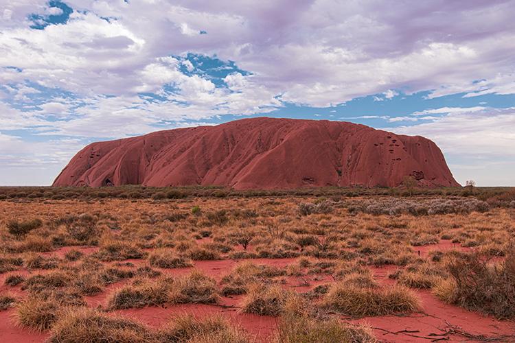 Uluru, Northern Territory, Australien