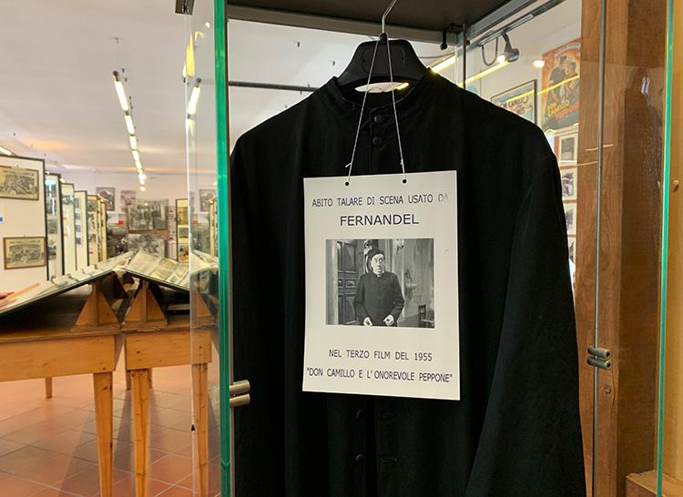 Don Camillo und Peppone-Museum, Brescello, Italien