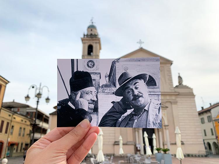 """Drehorte aus """"Don Camillo und Peppone"""""""