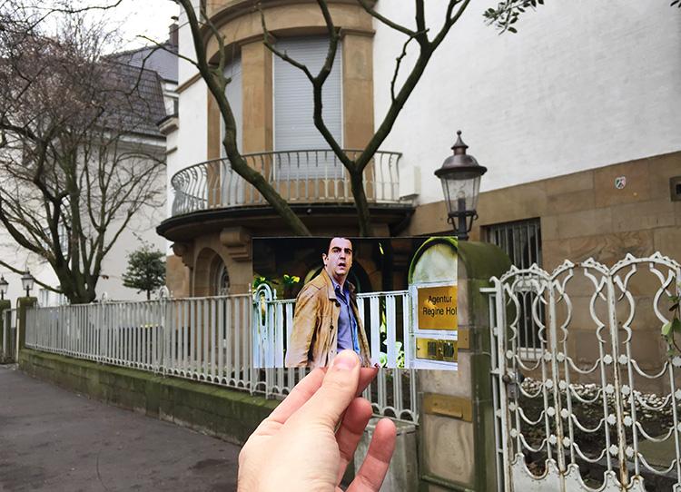 """""""Pastewka""""-Drehort in Kölner Agnesviertel"""