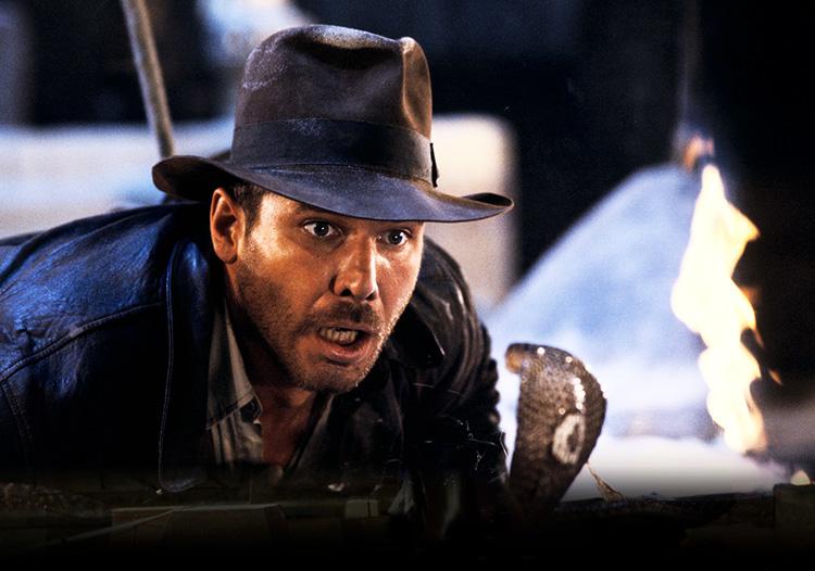Die Drehorte aus Indiana Jones - Jäger des verlorenen Schatzes