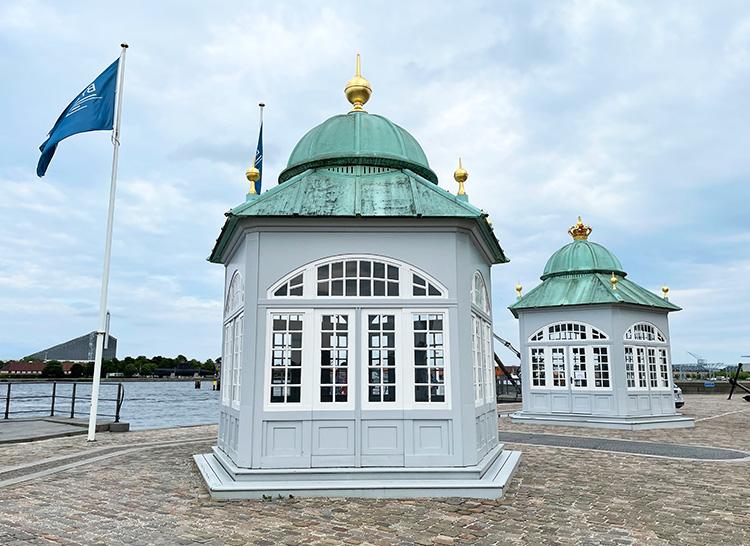 Royal Pavilions, Kopenhagen
