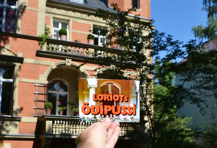 "Loriot-Drehorte aus ""Ödipussi"""