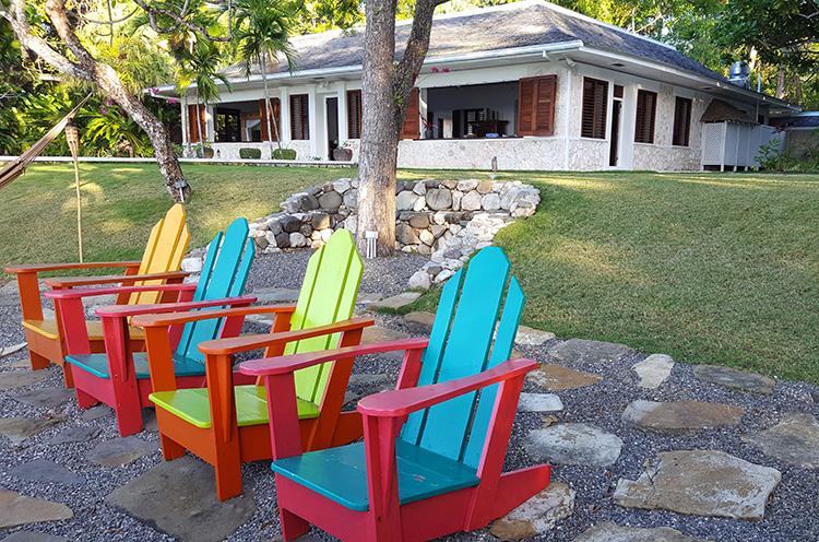 Boutique Hotel GoldenEye, Oracabessa Bay, Jamaika