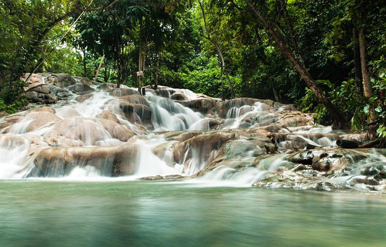 Dunn River Falls, Jamaika