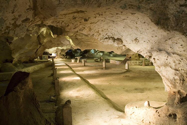 Green Grotto Höhlen, Jamaika