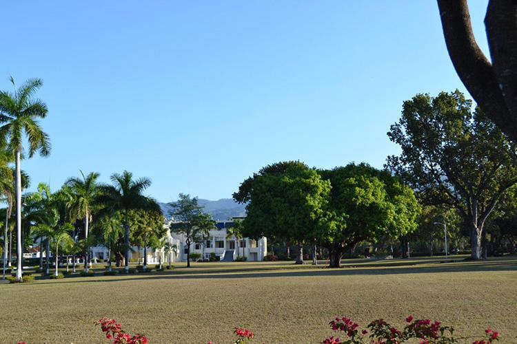 King's House, Kingston, Jamaika