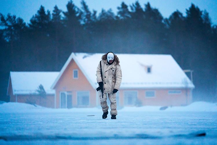 """Filmszene aus """"Keine Zeit zu sterben"""" in Norwegen"""
