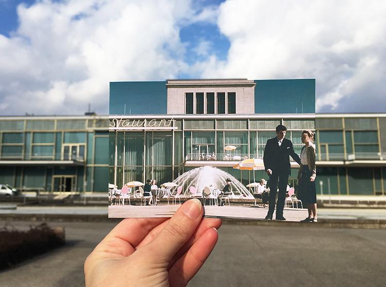 Ku'damm-Drehort Palais am Funkturm, Berlin
